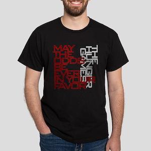 Hunger Games words Dark T-Shirt