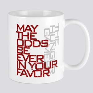 Hunger Games words Mug