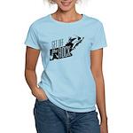 Get Off The Rock Women's Light T-Shirt