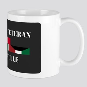USS Seattle Gulf War Veteran Mug