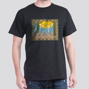 A is for Armadillo Dark T-Shirt