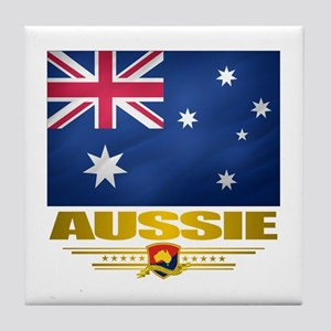 """Aussie"" Tile Coaster"