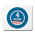 4 More Obama Mousepad