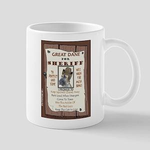Great Dane (Brindle) Mug