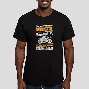 Motorcycles Granddad T-Shirt