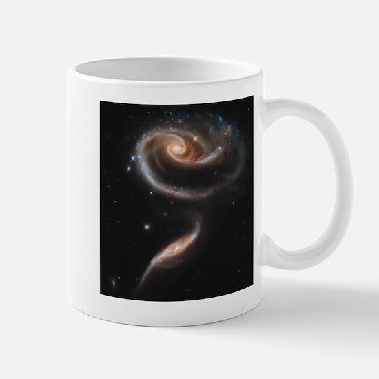 Rose Galaxies Mug