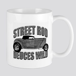 Deuces Wild 1932 Ford Roadste Mug