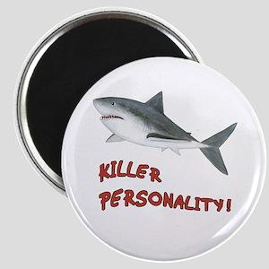 Shark - Killer Personality Magnet