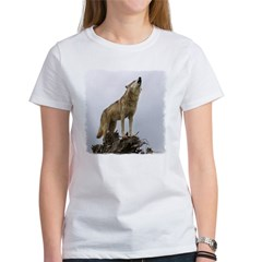 On Top of the World Women's T-Shirt