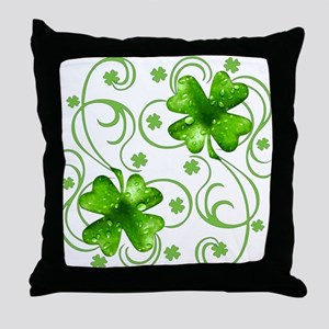 Irish Keepsake Throw Pillow
