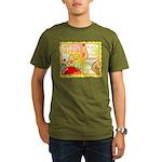 Mayo Comic Organic Men's T-Shirt (dark)