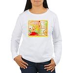 Mayo Comic Women's Long Sleeve T-Shirt