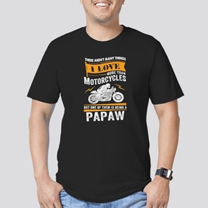 Motorcycles Papaw T-Shirt
