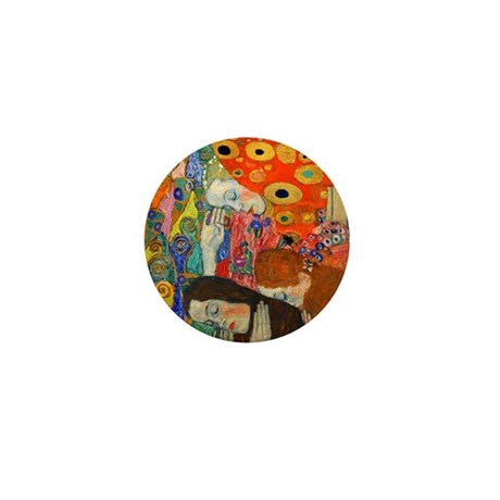 Klimt - Hope II Mini Button