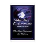 Blue Moon Enchantment Mini Poster Print