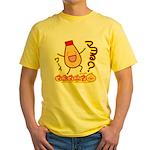 Mayota Yellow T-Shirt