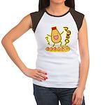 Mayota Women's Cap Sleeve T-Shirt