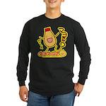 Mayota Long Sleeve Dark T-Shirt