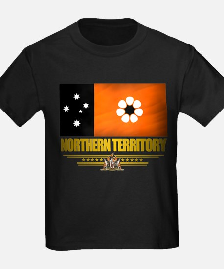 """Northern Territory Flag"" T"