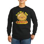 Mayopy Long Sleeve Dark T-Shirt
