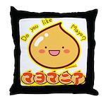 Mayopy Throw Pillow