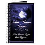 Blue Moon Magic Journal