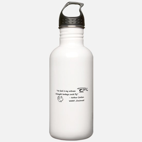Cute Could Water Bottle