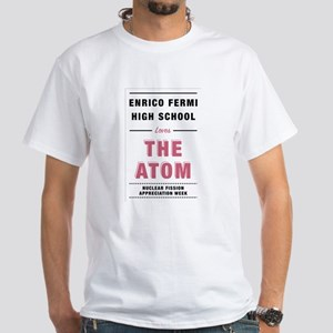 Zombie Prom, Fission Week White Shirt 03