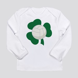 Personalized Irish Volleyball Gift Long Sleeve Inf