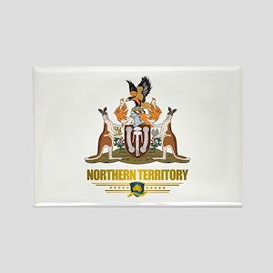 """Northern Territory COA"" Rectangle Magnet"