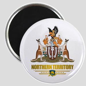 """Northern Territory COA"" Magnet"