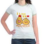 Mayo love Jr. Ringer T-Shirt