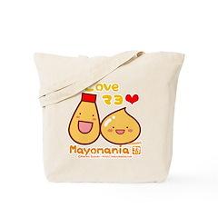 Mayo love Tote Bag
