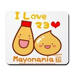 Mayo love Mousepad