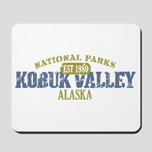 Kobuk Valley National Park AK Mousepad