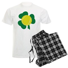 Irish Tennis Shamrock Pajamas
