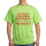 Mayota full Green T-Shirt