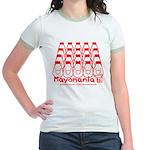 Mayota full Jr. Ringer T-Shirt