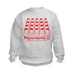 Mayota full Kids Sweatshirt