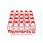 Mayota full Postcards (Package of 8)
