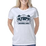 Olympic National Park Blue Women's Classic T-Shirt