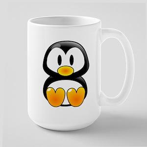 Baby Penguin Large Mug