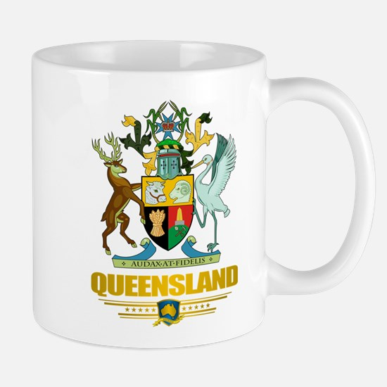 """Queensland COA"" Mug"