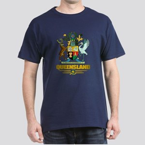 """""""Queensland COA"""" Dark T-Shirt"""