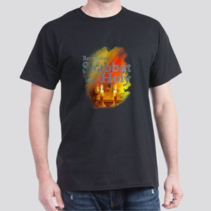 Shabbat Day: Dark T-Shirt