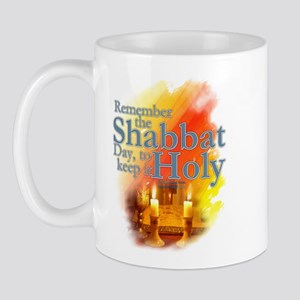 Shabbat Day: Mug
