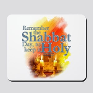 Shabbat Day: Mousepad