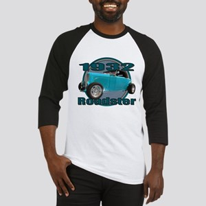 1932 Ford Roadster Sky Blue Baseball Jersey