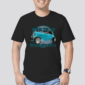 1932 Ford Roadster Sky Blue Men's Fitted T-Shirt (