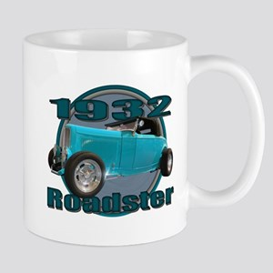 1932 Ford Roadster Sky Blue Mug